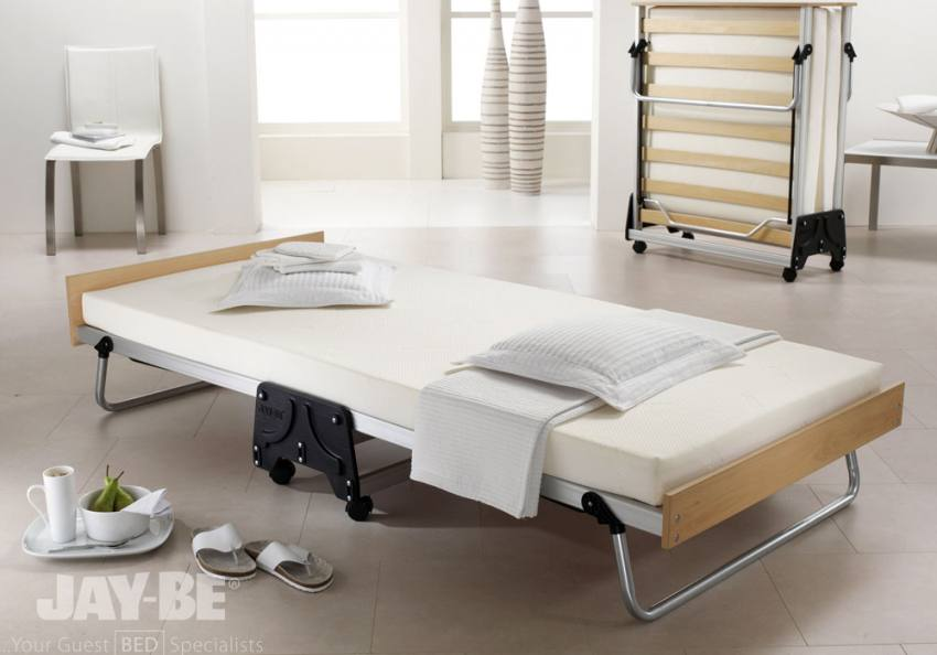 Jay Be - J-Bed Performance Airflow Folding Bed Product Image