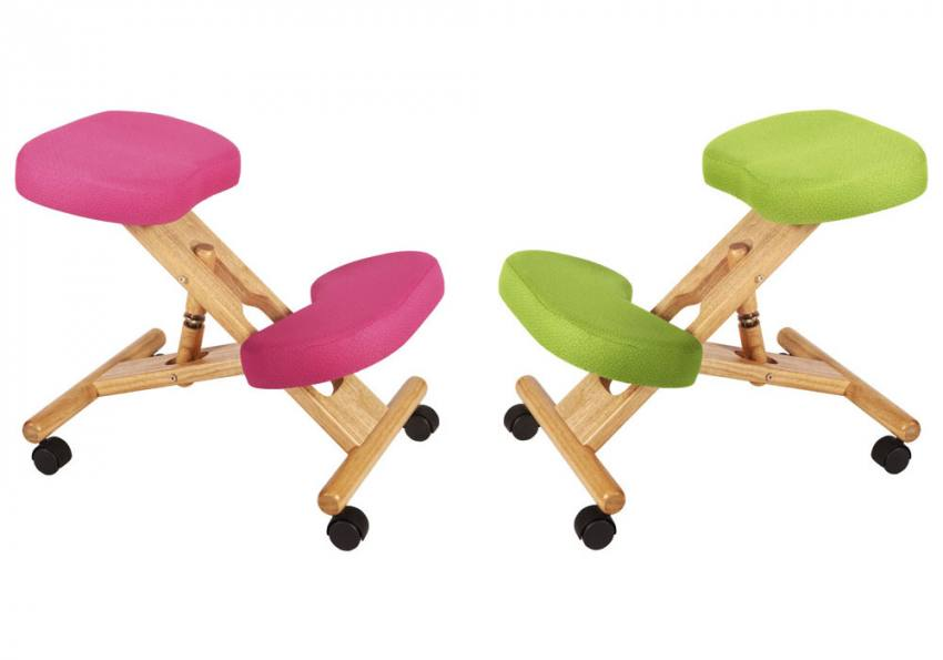 Save And Buy A Set. Teknik Office   Wooden Kneeling Chair ...