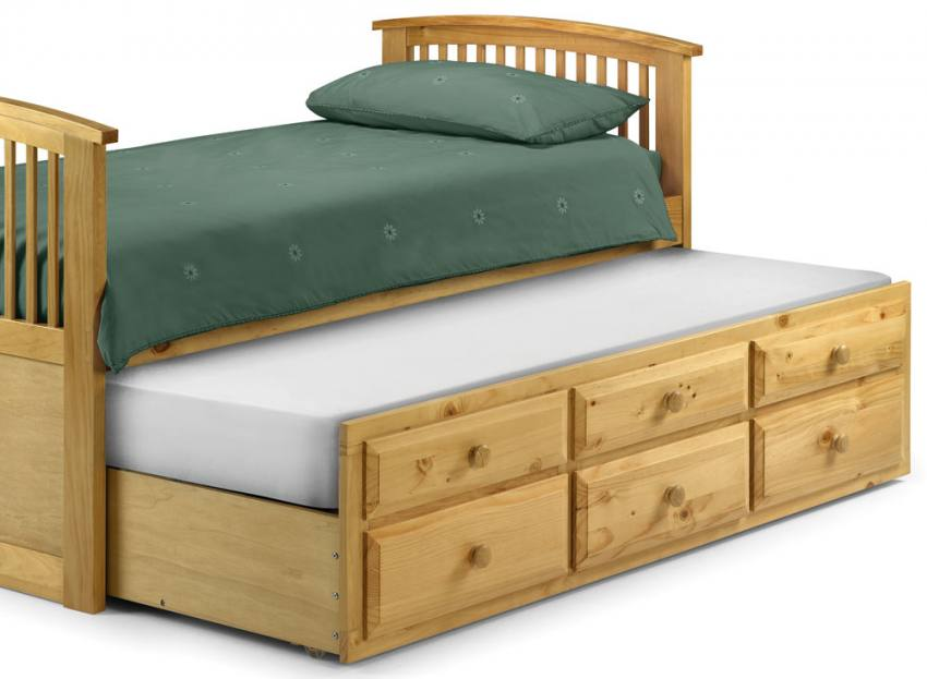roll out bed julian bowen hornblower antique pine cabin bed with 11163